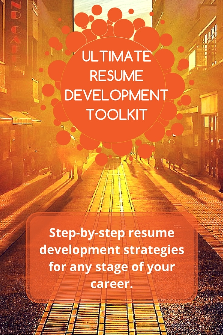 your complete guide to building a resume intelivate